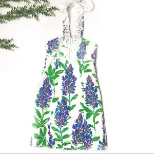 Lilly Pulitzer | Halter Fresh Cut Bluebonnets 00